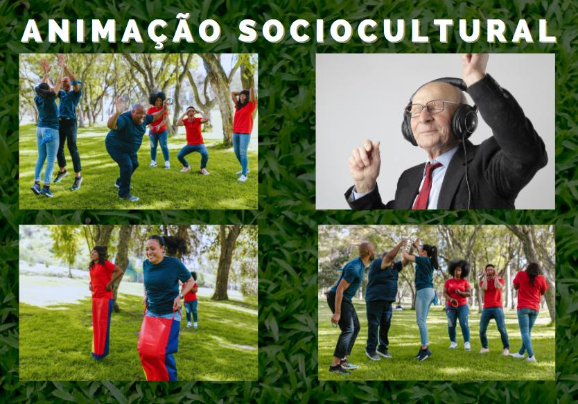 Animação Sociocultural – 11 a 15 out 2021